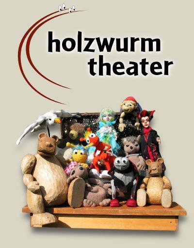 Bildergebnis für holzwurm theater logo